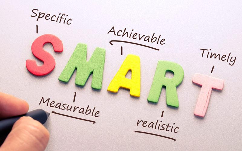 هدف گذاری SMART